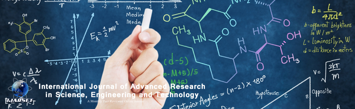 Home - International Journal of Advanced Research in Science